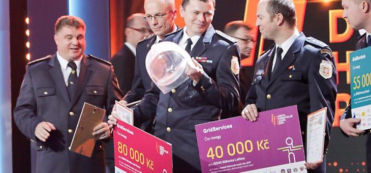 Anketa Dobrovolní hasiči roku 2017